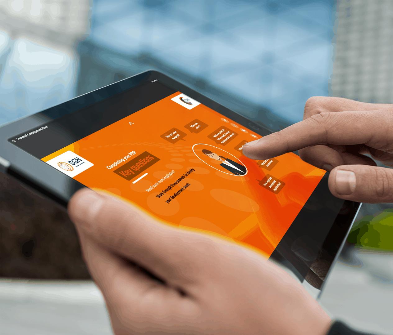Mobile Interactive development